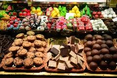 Επιλογή της βιομηχανίας ζαχαρωδών προϊόντων Στοκ φωτογραφίες με δικαίωμα ελεύθερης χρήσης