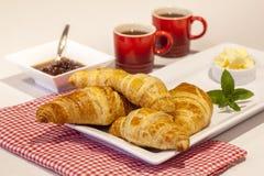 Επιλογή Croissant στοκ φωτογραφία με δικαίωμα ελεύθερης χρήσης