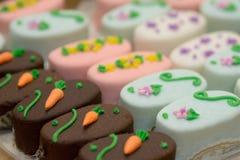 Επιδόρπια γλυκισμάτων Πάσχας Στοκ φωτογραφίες με δικαίωμα ελεύθερης χρήσης
