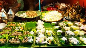 επιδόρπιο Ταϊλανδός Στοκ Εικόνες