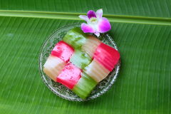 επιδόρπιο Ταϊλανδός Στοκ Εικόνα