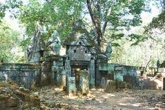 Εποχή Angkor ναών σκασιμάτων Kra Prasat Στοκ φωτογραφία με δικαίωμα ελεύθερης χρήσης