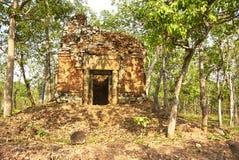 Εποχή Angkor ναών BA Prasat Στοκ φωτογραφία με δικαίωμα ελεύθερης χρήσης