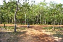 Εποχή Angkor ναών Boeung Khna Prasat Στοκ εικόνα με δικαίωμα ελεύθερης χρήσης