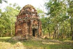 Εποχή Angkor ναών Chamres Prasat Στοκ Εικόνα