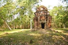 Εποχή Angkor ναών Chamres Prasat Στοκ εικόνα με δικαίωμα ελεύθερης χρήσης