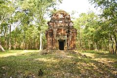 Εποχή Angkor ναών Chamres Prasat Στοκ εικόνες με δικαίωμα ελεύθερης χρήσης