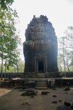 Εποχή Angkor ναών Neang Khmau Prasat Στοκ εικόνα με δικαίωμα ελεύθερης χρήσης