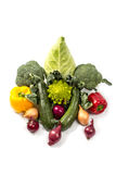 Εποχιακά λαχανικά Στοκ Εικόνες