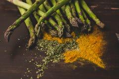 εποχιακά λαχανικά, συστατικά γευμάτων στοκ εικόνα
