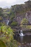 Επτά ιερές λίμνες, Maui, Χαβάη Στοκ εικόνα με δικαίωμα ελεύθερης χρήσης