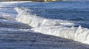 λεπτομέρεια μιας θύελλας στο arenzano Στοκ φωτογραφίες με δικαίωμα ελεύθερης χρήσης