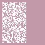 λεπτομερές ανασκόπηση floral διάνυσμα σχεδίων Στοκ φωτογραφίες με δικαίωμα ελεύθερης χρήσης