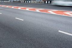 λεπτομερής άσφαλτος δομή οδικού τετραγωνική προσωπικού σχηματισμού Στοκ Εικόνες