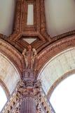 λεπτό παλάτι τεχνών στοκ φωτογραφία με δικαίωμα ελεύθερης χρήσης