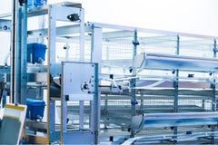 Επωαστήρας παραγωγής αυγών μέσα στοκ φωτογραφία με δικαίωμα ελεύθερης χρήσης