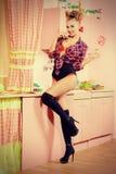 Εραστής γλυκών Στοκ φωτογραφίες με δικαίωμα ελεύθερης χρήσης