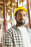 Εργάτης οικοδομών Στοκ Φωτογραφίες