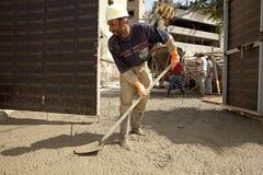 Εργάτης οικοδομών, Λίβανος Στοκ Εικόνες