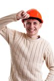 εργάτης Στοκ φωτογραφία με δικαίωμα ελεύθερης χρήσης