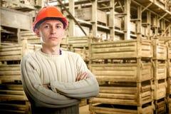 εργάτης Στοκ Εικόνα