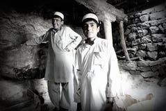 εργαζόμενοι μύλων του Αφγανιστάν Στοκ Φωτογραφία