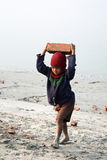 εργαζόμενοι παιδιών Στοκ Φωτογραφίες