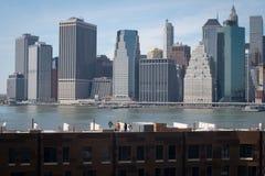 Εργαζόμενοι στη Νέα Υόρκη Στοκ φωτογραφίες με δικαίωμα ελεύθερης χρήσης