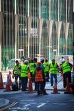 Εργαζόμενοι του Λονδίνου Στοκ φωτογραφίες με δικαίωμα ελεύθερης χρήσης