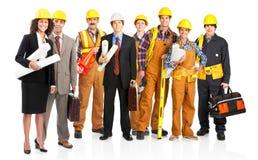 εργαζόμενοι Στοκ Φωτογραφίες