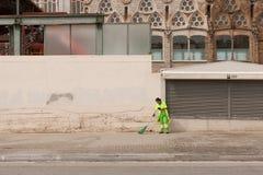 Εργαζόμενος Δημοτικού Συμβουλίου Στοκ Εικόνες