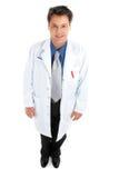 εργαζόμενος επιστημόνων εργαστηρίων γιατρών στοκ εικόνα με δικαίωμα ελεύθερης χρήσης