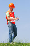 εργαζόμενος στοκ φωτογραφία