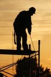 εργαζόμενος Στοκ φωτογραφίες με δικαίωμα ελεύθερης χρήσης