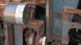Εργαλεία από τον παλαιό μηχανισμό απόθεμα βίντεο