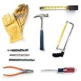εργαλεία βασικής βελτί&ome Στοκ Φωτογραφία