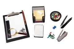 εργαλεία γραφείων Στοκ φωτογραφία με δικαίωμα ελεύθερης χρήσης