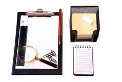 Εργαλεία γραφείων στοκ εικόνες με δικαίωμα ελεύθερης χρήσης