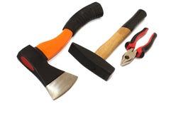 εργαλεία διάφορα Στοκ εικόνα με δικαίωμα ελεύθερης χρήσης