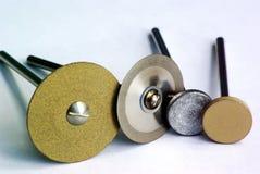εργαλεία διαμαντιών Στοκ εικόνα με δικαίωμα ελεύθερης χρήσης