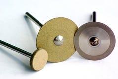 εργαλεία διαμαντιών Στοκ φωτογραφία με δικαίωμα ελεύθερης χρήσης