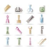 εργαλεία εικονιδίων οι απεικόνιση αποθεμάτων