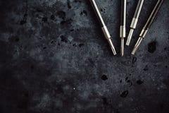Εργαλεία επισκευής κατσαβιδιών Στοκ Εικόνα