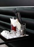 εργαλεία εστιατορίων Στοκ Εικόνες