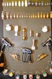 Εργαλεία κατασκευής Στοκ Φωτογραφίες