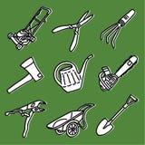 εργαλεία κηπουρικής απεικόνιση αποθεμάτων