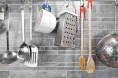 Εργαλεία κουζινών Στοκ Εικόνα