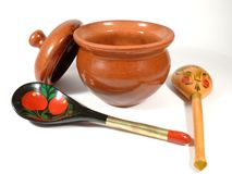 εργαλεία κουζινών Στοκ εικόνα με δικαίωμα ελεύθερης χρήσης