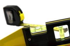 εργαλεία μέτρησης Στοκ φωτογραφία με δικαίωμα ελεύθερης χρήσης