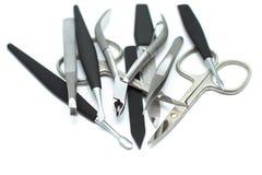 Εργαλεία μανικιούρ Στοκ εικόνα με δικαίωμα ελεύθερης χρήσης